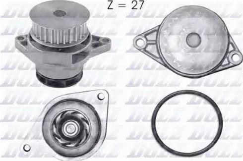 DOLZ A200 - Ūdenssūknis interparts.lv