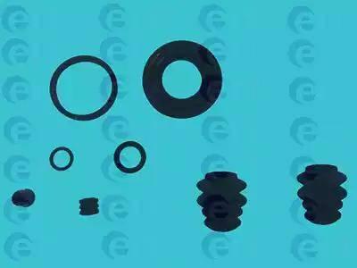 ERT 401834 - Remkomplekts, Bremžu suports interparts.lv