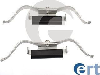 ERT 420090 - Piederumu komplekts, Disku bremžu uzlikas interparts.lv
