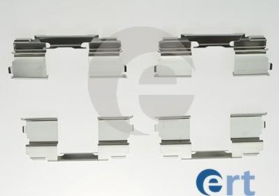 ERT 420049 - Piederumu komplekts, Disku bremžu uzlikas interparts.lv