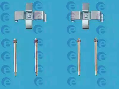 ERT 420050 - Piederumu komplekts, Disku bremžu uzlikas interparts.lv