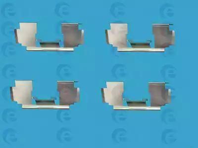 ERT 420060 - Piederumu komplekts, Disku bremžu uzlikas interparts.lv
