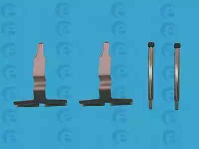 ERT 420030 - Piederumu komplekts, Disku bremžu uzlikas interparts.lv