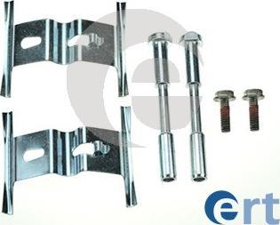 ERT 420182 - Piederumu komplekts, Disku bremžu uzlikas interparts.lv