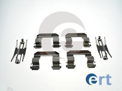 ERT 420342 - Piederumu komplekts, Disku bremžu uzlikas interparts.lv