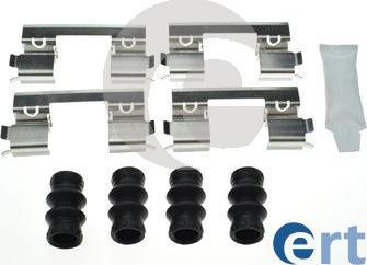 ERT 420315 - Piederumu komplekts, Disku bremžu uzlikas interparts.lv