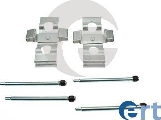 ERT 420331 - Piederumu komplekts, Disku bremžu uzlikas interparts.lv