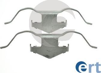 ERT 420328 - Piederumu komplekts, Disku bremžu uzlikas interparts.lv