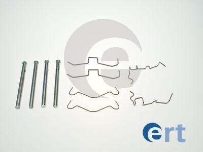 ERT 420322 - Piederumu komplekts, Disku bremžu uzlikas interparts.lv