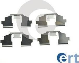ERT 420292 - Piederumu komplekts, Disku bremžu uzlikas interparts.lv