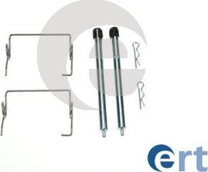 ERT 420297 - Piederumu komplekts, Disku bremžu uzlikas interparts.lv