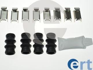 ERT 420251 - Piederumu komplekts, Disku bremžu uzlikas interparts.lv