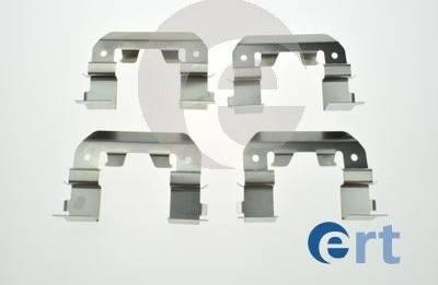 ERT 420208 - Piederumu komplekts, Disku bremžu uzlikas interparts.lv