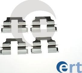 ERT 420213 - Piederumu komplekts, Disku bremžu uzlikas interparts.lv