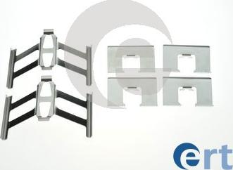 ERT 420239 - Piederumu komplekts, Disku bremžu uzlikas interparts.lv