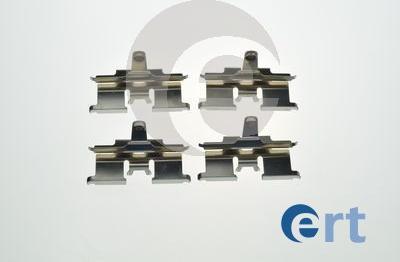ERT 420229 - Piederumu komplekts, Disku bremžu uzlikas interparts.lv