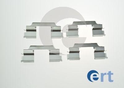 ERT 420222 - Piederumu komplekts, Disku bremžu uzlikas interparts.lv