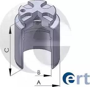 ERT 150984-C - Virzulis, Bremžu suports interparts.lv