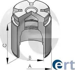 ERT 150523-C - Virzulis, Bremžu suports interparts.lv