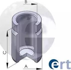 ERT 150286-C - Virzulis, Bremžu suports interparts.lv