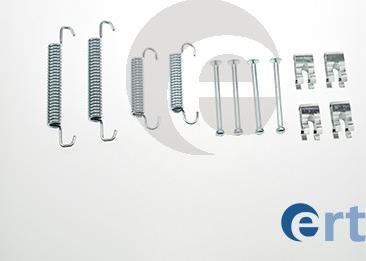 ERT 310045 - Piederumu komplekts, Stāvbremzes mehānisma bremžu loks interparts.lv