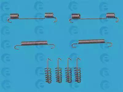 ERT 310015 - Piederumu komplekts, Stāvbremzes mehānisma bremžu loks interparts.lv