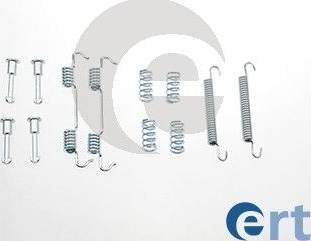 ERT 310016 - Piederumu komplekts, Stāvbremzes mehānisma bremžu loks interparts.lv