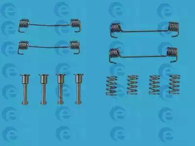 ERT 310081 - Piederumu komplekts, Stāvbremzes mehānisma bremžu loks interparts.lv