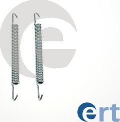 ERT 310190 - Piederumu komplekts, Stāvbremzes mehānisma bremžu loks interparts.lv