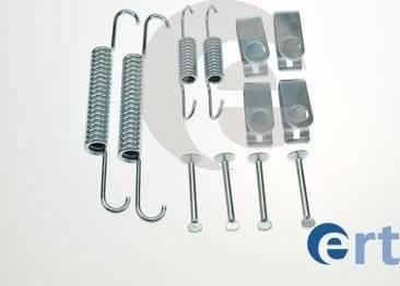 ERT 310168 - Piederumu komplekts, Stāvbremzes mehānisma bremžu loks interparts.lv