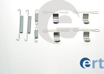 ERT 310102 - Piederumu komplekts, Stāvbremzes mehānisma bremžu loks interparts.lv
