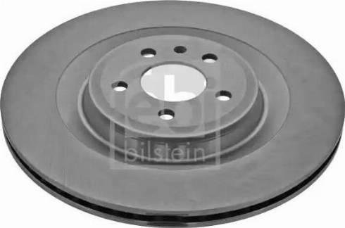 Febi Bilstein 44097 - Bremžu diski interparts.lv