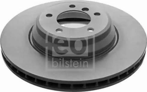 Febi Bilstein 44050 - Bremžu diski interparts.lv
