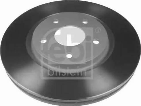 Febi Bilstein 44066 - Bremžu diski interparts.lv