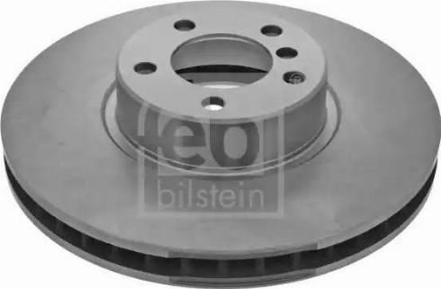 Febi Bilstein 44072 - Bremžu diski interparts.lv