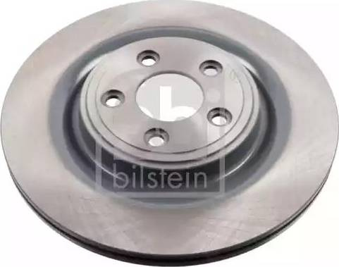 Febi Bilstein 44135 - Bremžu diski interparts.lv