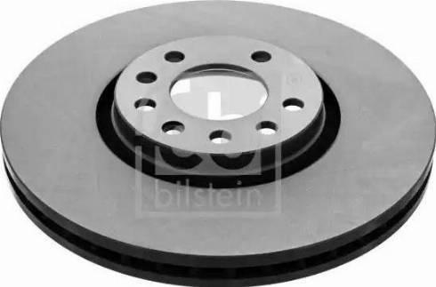 Febi Bilstein 44130 - Bremžu diski interparts.lv