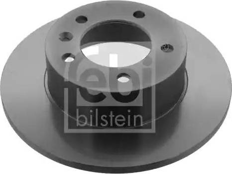 Febi Bilstein 40093 - Bremžu diski interparts.lv