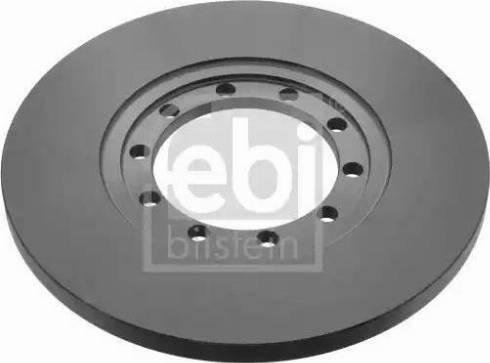 Febi Bilstein 40779 - Bremžu diski interparts.lv