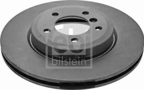 Febi Bilstein 43946 - Bremžu diski interparts.lv
