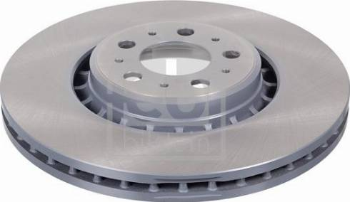 Febi Bilstein 43965 - Bremžu diski interparts.lv