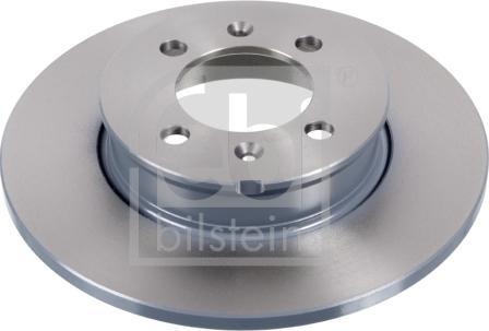 Febi Bilstein 43811 - Bremžu diski interparts.lv