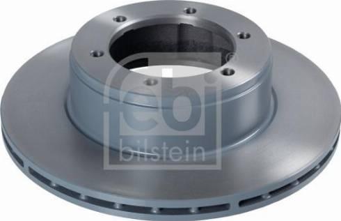 Febi Bilstein 47464 - Bremžu diski interparts.lv