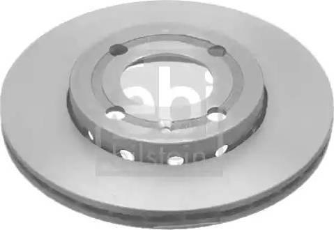 Febi Bilstein 09462 - Bremžu diski interparts.lv