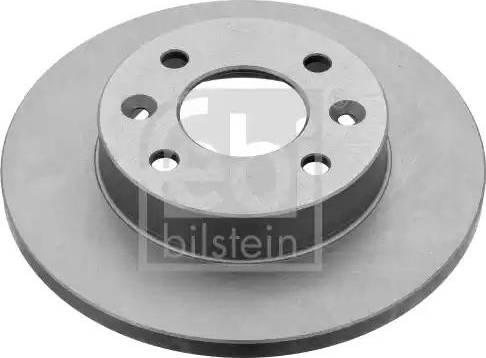 Febi Bilstein 09071 - Bremžu diski interparts.lv