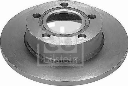 Febi Bilstein 09077 - Bremžu diski interparts.lv