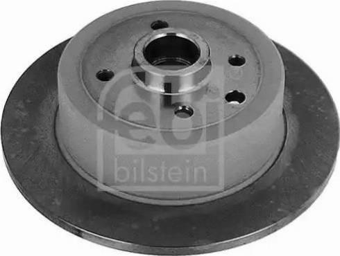 Febi Bilstein 04525 - Bremžu diski interparts.lv