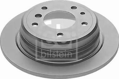 Febi Bilstein 04092 - Bremžu diski interparts.lv