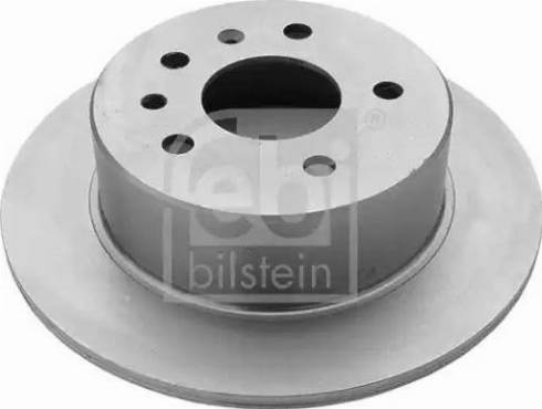 Febi Bilstein 04850 - Bremžu diski interparts.lv