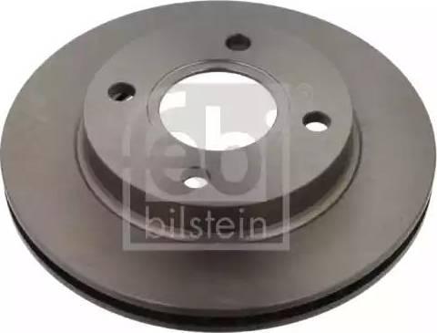 Febi Bilstein 05649 - Bremžu diski interparts.lv